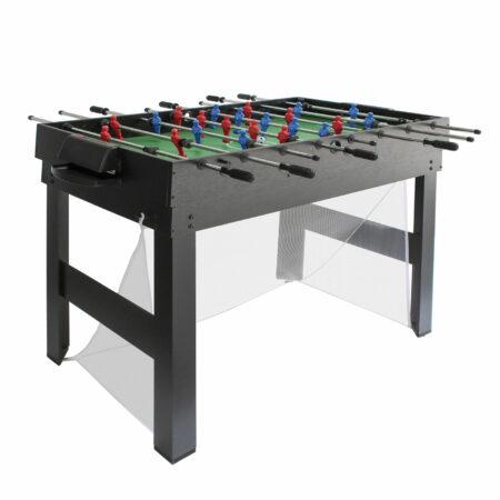 Tischkicker 20 in1 Multiplayer Spieletisch 174x107x60cm schwarz