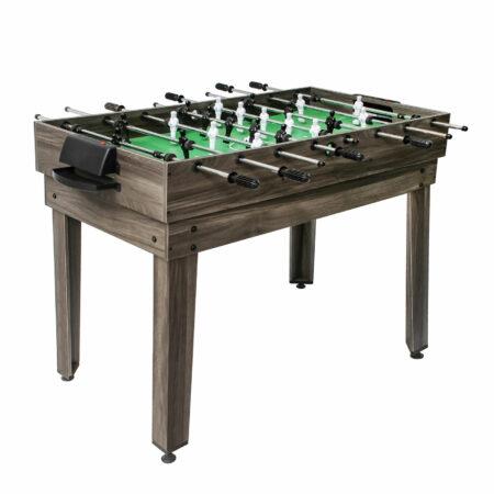 Tischkicker 7in1 Multiplayer Spieletisch 82x107x60cm anthrazit-grau