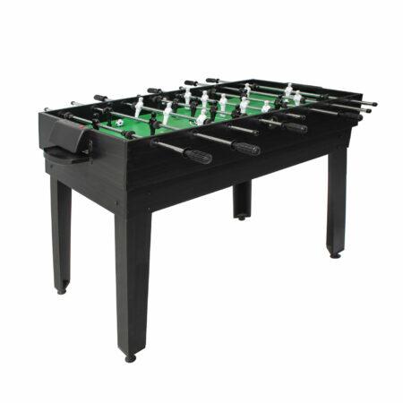 Tischkicker 7in1 Multiplayer Spieletisch 82x107x60cm schwarz