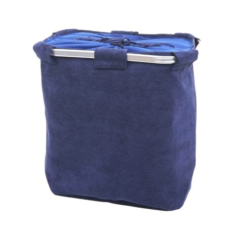 Wäschekorb Wäschesack easyBag 82l cord blau